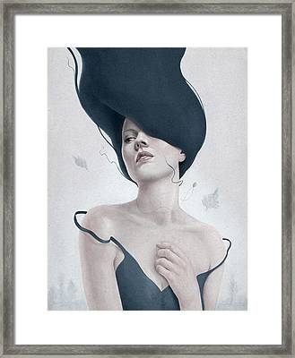 Ascension Framed Print by Diego Fernandez