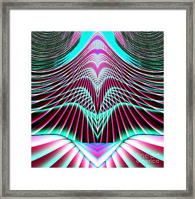 Ascension Into Heaven Framed Print