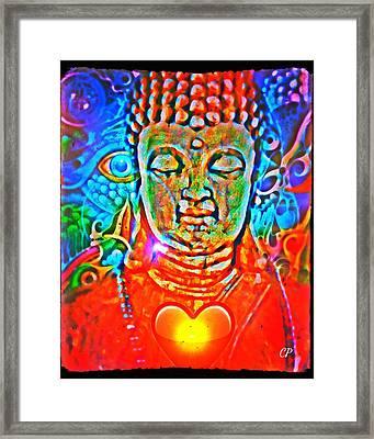 Ascension Wave Framed Print