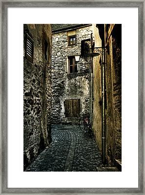 Ascona Framed Print by Joana Kruse