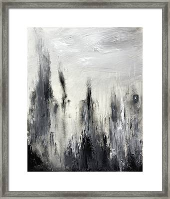 Ash Framed Print by Silvie Kendall