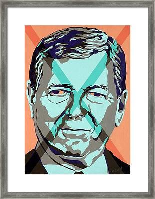 Ashcroft Framed Print by Dennis McCann