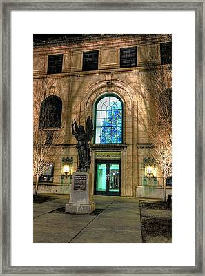 Asheville Art Museum Framed Print