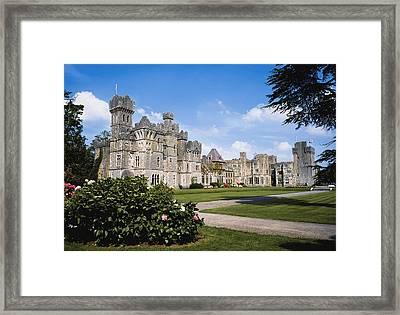 Ashford Castle, County Mayo, Ireland Framed Print