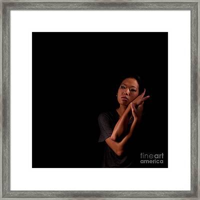 Asian Beauty 1284569 Framed Print