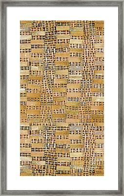 Asian High Rise Framed Print by Linda Parker