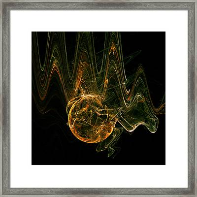 Ask And It Is Given Framed Print