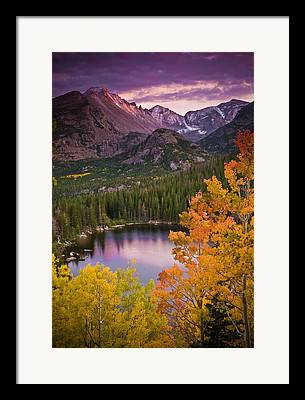 Reserved Framed Prints