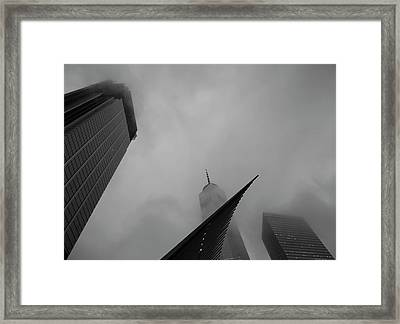 Framed Print featuring the photograph Aspire by Alex Lapidus