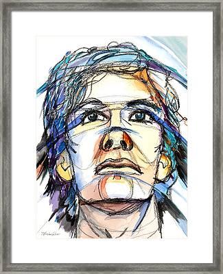 Aspire Framed Print by Patricia Allingham Carlson