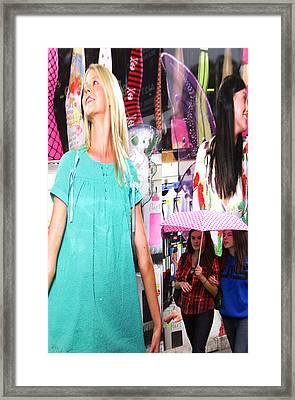 Aspire To Be Framed Print by Jez C Self