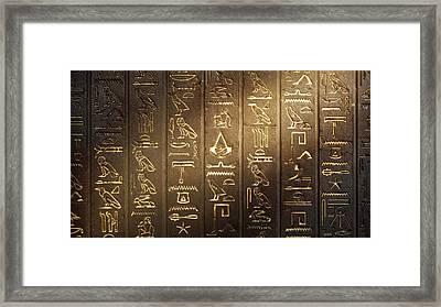 Assassin's Creed Origins Framed Print