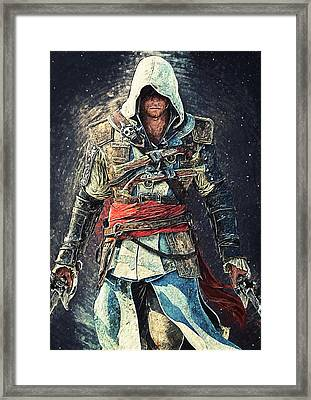 Assassin's Creed Framed Print