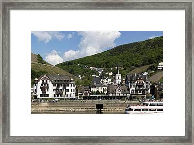 Assmannshausen Framed Print