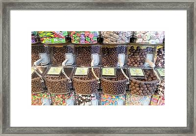 Assorted Chocolates And More Framed Print