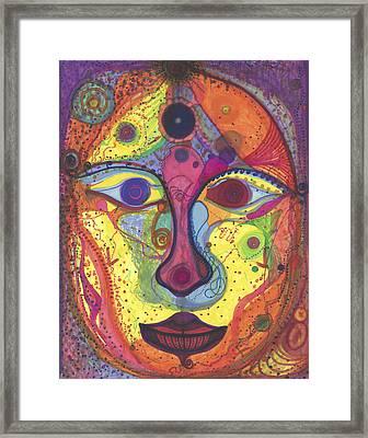 Asta Framed Print by Daina White