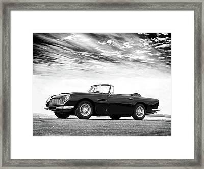 Aston Db5 1964 Framed Print by Mark Rogan