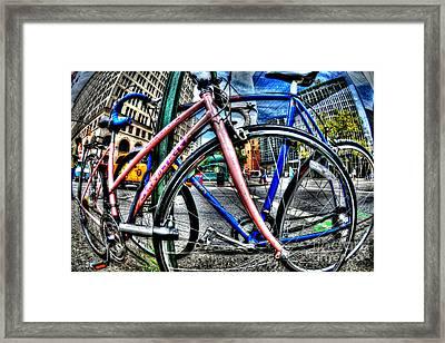 Astor Framed Print