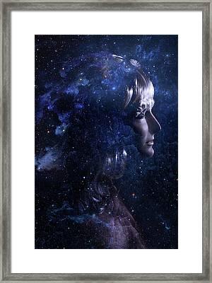 Astral Journey Framed Print