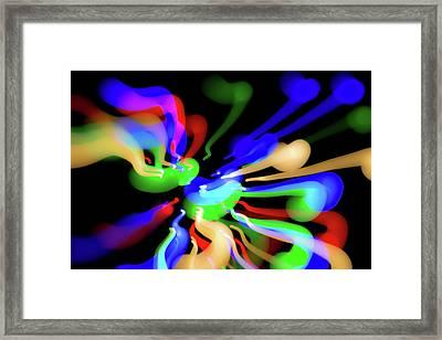 Astral Travel Framed Print