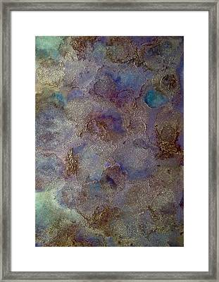 Astroid Framed Print by Marie Haley-Twaddle