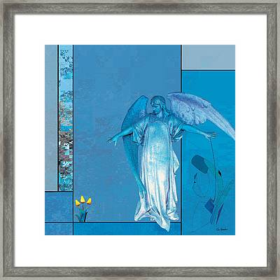 Astromance 1 Framed Print