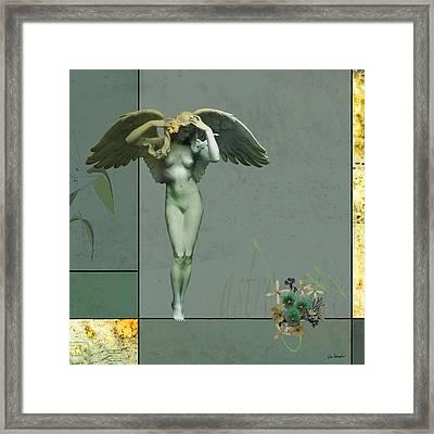 Astromance 2 Framed Print
