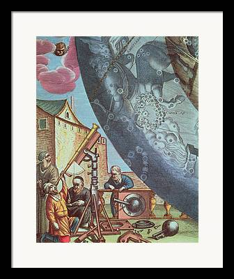 Janssonios Framed Prints