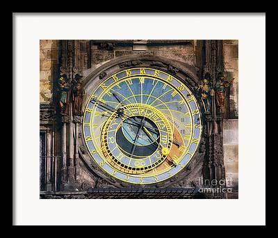 Zodiacal Ring Framed Prints