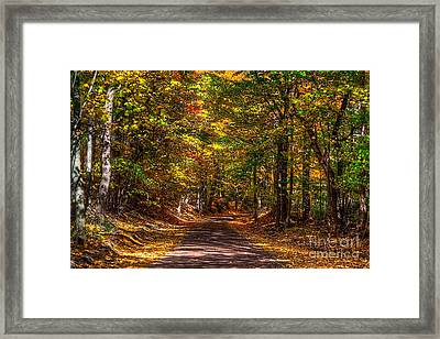 At A Loss For Words Framed Print by Robert Pearson