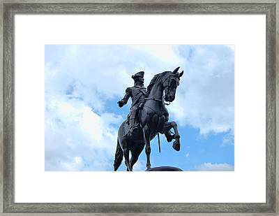 At Arlington Street Framed Print by JAMART Photography