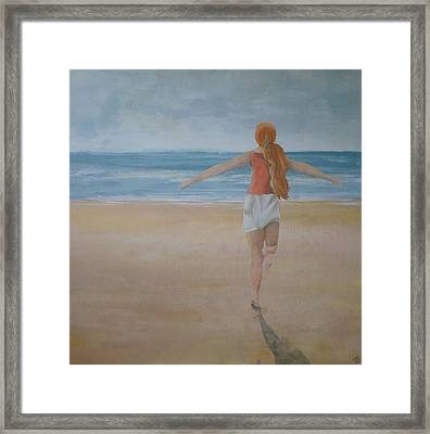 At Last Framed Print by Catherine JN Christopher