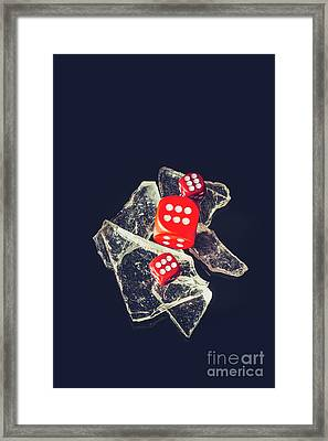 At Odds Framed Print by Jorgo Photography - Wall Art Gallery