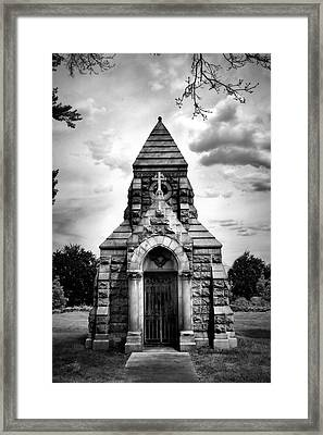 At Peace Framed Print by Jessica Jenney