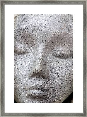 At Peace To You Framed Print by Jez C Self