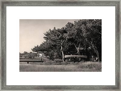 At Rest Framed Print by Gordon Beck