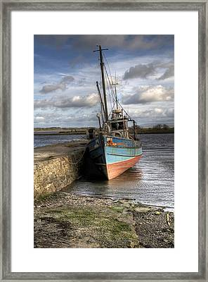 At Rest Framed Print by Marion Galt