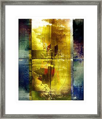 At Sea Framed Print by Geoff Ault