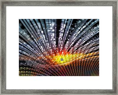 At Sunset... Framed Print