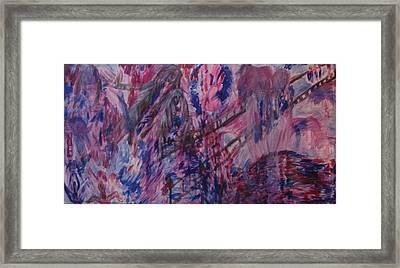 At The Beach Framed Print by Randall Ciotti