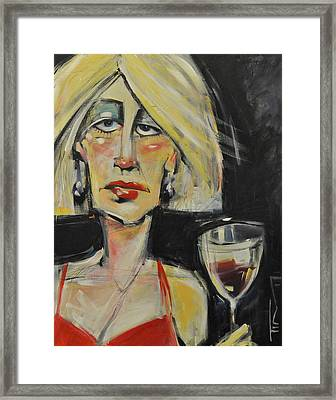 At The Gala - Reprise Framed Print by Tim Nyberg