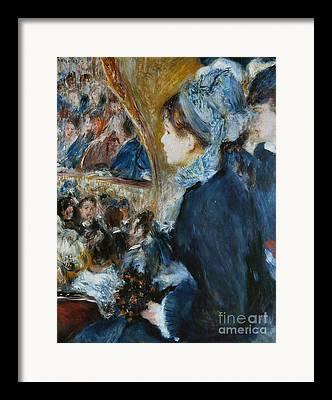 Premiere Paintings Framed Prints