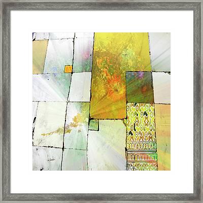 Atagra Framed Print