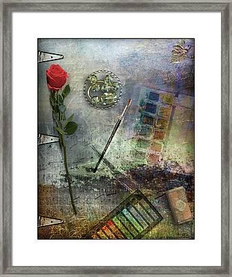 Atelier Framed Print