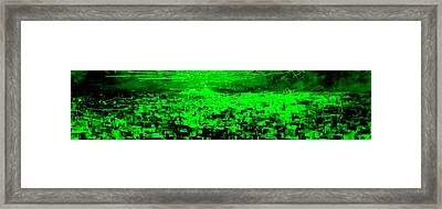 Athens Is Dreaming 00013 Framed Print by Jelena Ignjatovic