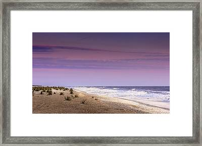 Atlantic Morning Framed Print by Marvin Spates