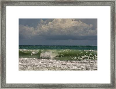 Atlantic Ocean Framed Print