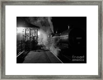 Atmospheric 7f  Framed Print