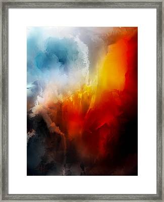 Atonement Framed Print by Glen Sande