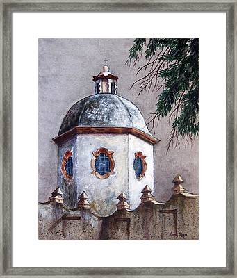 Atotonilco Framed Print by Candy Mayer